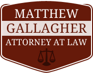 Matthew Gallagher, Attorney at Law